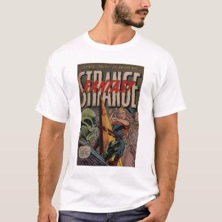 Golden Age Comic Art - Strange Fantasy T-Shirt