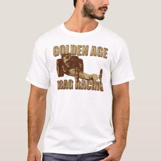 golden age drag racing digger dragster T-Shirt