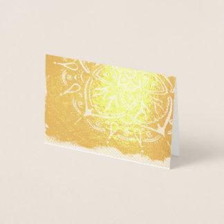 Golden Age Foil Card