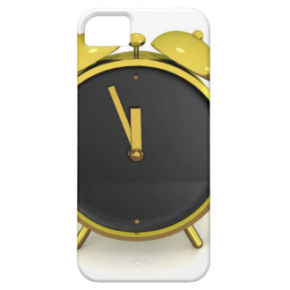 Golden alarm clock case for the iPhone 5