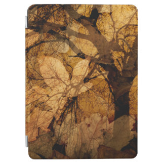 Golden and Brown Leaves | Merritt Island, FL iPad Air Cover