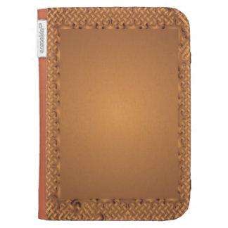 Golden Antique Kindle Case