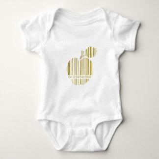 Golden Apple Baby Bodysuit