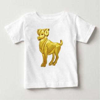 Golden Aries Baby T-Shirt