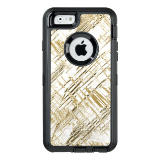 Golden Art Deco OtterBox Defender iPhone Case