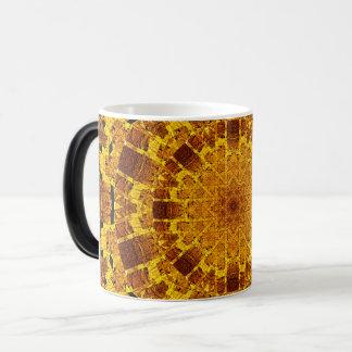 Golden Art Mandala Magic Mug