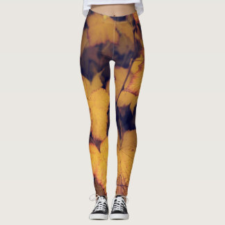 Golden Autumn Leggings