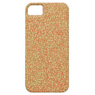 Golden Backdrop iPhone 5 Covers