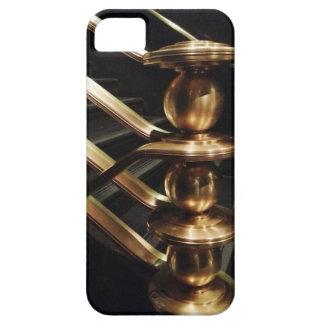 Golden Balustrade Rockefeller Center iPhone5 iPhone 5 Cases