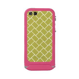 Golden Basket Weave Incipio ATLAS ID™ iPhone 5 Case