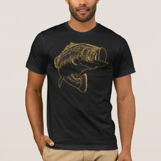 Golden Bass T-Shirt