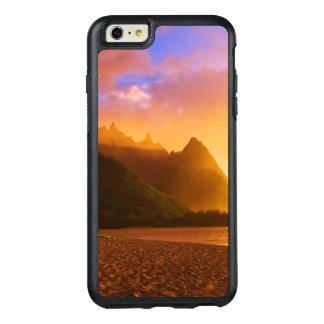 Golden beach sunset, Hawaii OtterBox iPhone 6/6s Plus Case