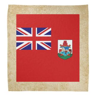 Golden Bermuda Flag Bandanas