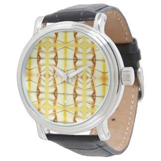 Golden Bling Watch