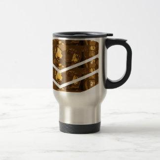 GOLDEN Brick Blocks Mug
