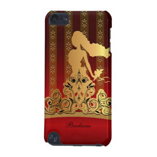 Golden Bridal Princess Tiara Crown iPod Touch 5 Ca iPod Touch (5th Generation) Case