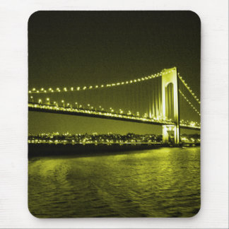 Golden Bridge mousepad
