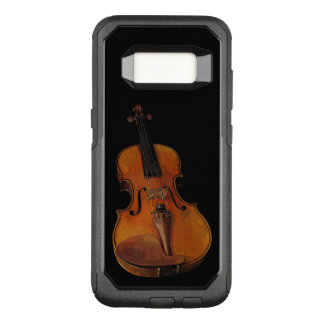 Golden Brown Violin OtterBox Galaxy S8 Case