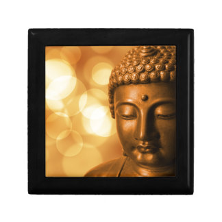 Golden Buddha Gift Box