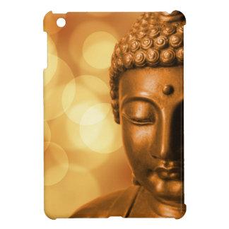 Golden Buddha iPad Mini Cover
