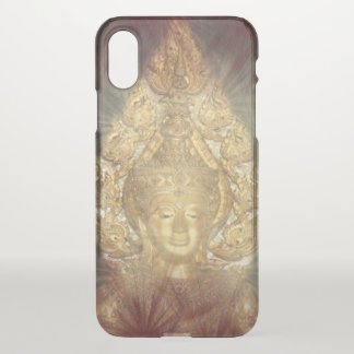 golden buddha iPhone x case