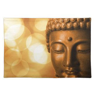Golden Buddha Placemat
