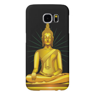 Golden Buddha Samsung Galaxy S6 Cases
