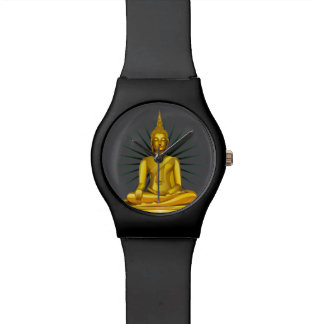 Golden Buddha Watch
