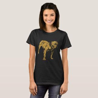 Golden Bulldog T-Shirt