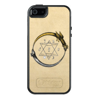 Golden Chain of Homer OtterBox iPhone 5/5s/SE Case