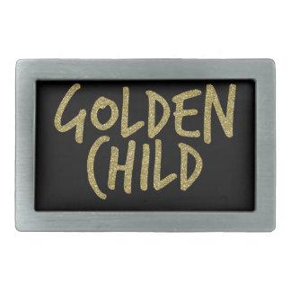 Golden Child Belt Buckles