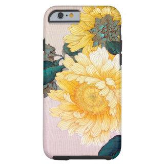 Golden Chrsyanthemum iPhone 6/6s, Battery Case