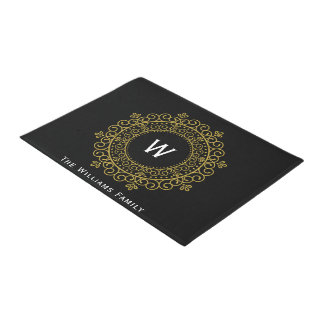Golden Circle Doormat