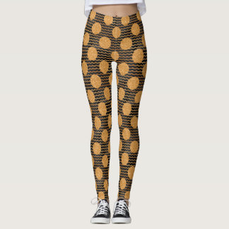 Golden Circle Leggings