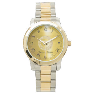 Golden Circle Watch