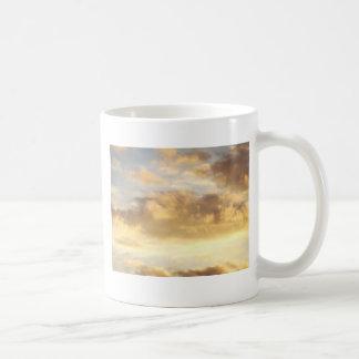 Golden Cloud Mug