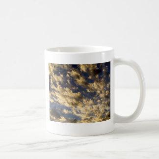 Golden Clouds in Sky Mug