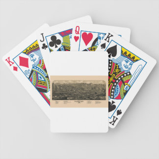 Golden Colorado 1882 Bicycle Playing Cards