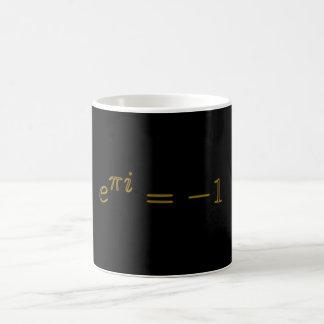 Golden Complex Equation Coffee Mug
