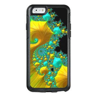 Golden Cone Tough Phone Case Design