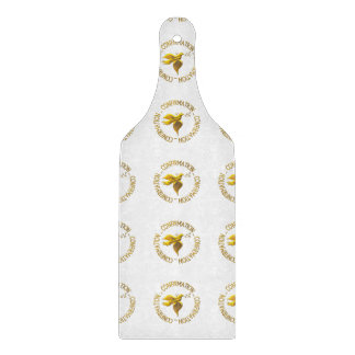 Golden Confirmation and Holy Spirit Cutting Boards