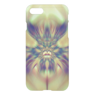 Golden Confusion Fractal iPhone 7 Case