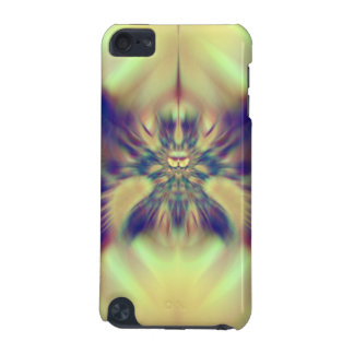 Golden Confusion Fractal iPod Touch (5th Generation) Cases