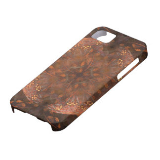 Golden Copper Shimmer Case For The iPhone 5