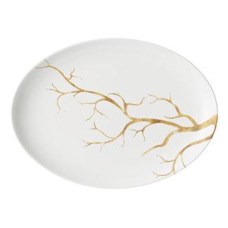 Golden Crack | Platter