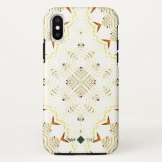 Golden Cross iPhone X Case