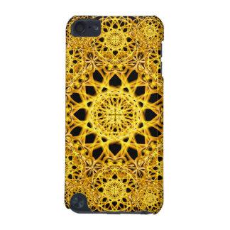 Golden Cross Mandala iPod Touch 5G Cases