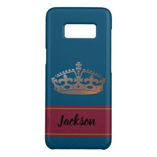 Golden Crown Case-Mate Samsung Galaxy S8 Case