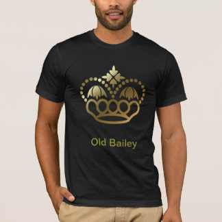 Golden crown Tee SHirt - Old Bailey