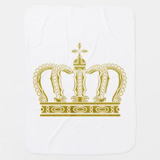 Golden Crown + your ideas Pramblanket